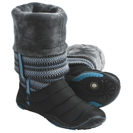 Jambu Nottingham Knit Boots - Fleece Lining, Recycled Materials (For Women)