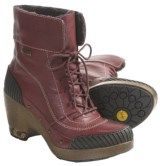 Jambu Netherlands Boots - Leather, Recycled Materials (For Women)