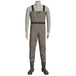 Simms Blackfoot Chest Waders - Muck Boot Wetlands Lugged Sole Boots (For Men)