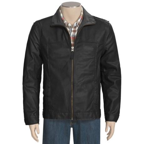 True Grit Light Stretch Lamb Jacket - Full Zip (For Men)