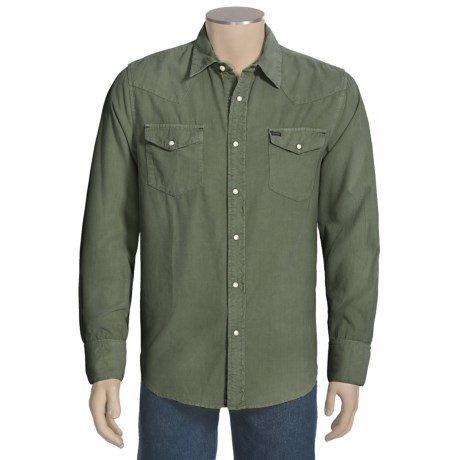 True Grit Jackson 24-Wale Corduroy Shirt - Long Sleeve (For Men)