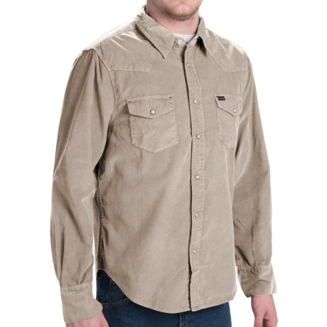 True Grit Jackson 24-Wale Corduroy Shirt - Long Sleeve (For Men)