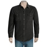True Grit Stretch Cord Shirt - Long Sleeve (For Men)