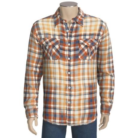 True Grit Patrol Plaid Shirt - Long Sleeve (For Men)