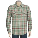 True Grit Harley Flannel Shirt - Long Sleeve (For Men)