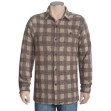 True Grit Luxe Big Shirt - Long Sleeve (For Men)