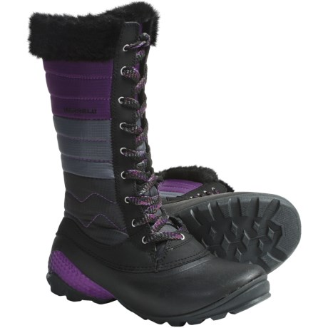 Merrell Winterbelle Boots - Waterproof, Insulated (For Women)