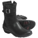 Merrell Donatella Boots - Leather, Nubuck (For Women)