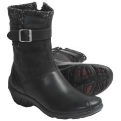 Merrell Donatella Boots - Leather, Nubuck (For Women)