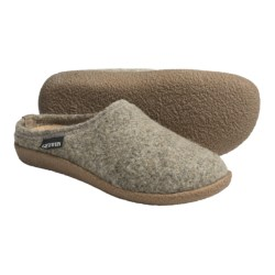 Giesswein Veitsch Lodge Slippers - Boiled Wool (For Men and Women)