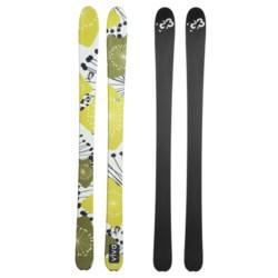 G3 Viva Telemark/AT Skis (For Women)