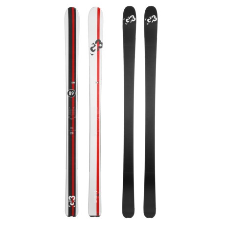 G3 Spitfire LT Telemark/AT Skis
