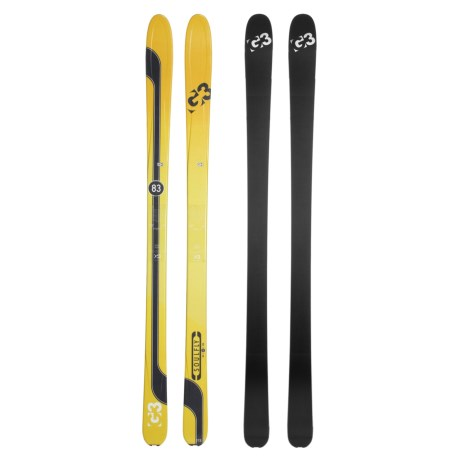 G3 Soulfly Telemark/AT Skis