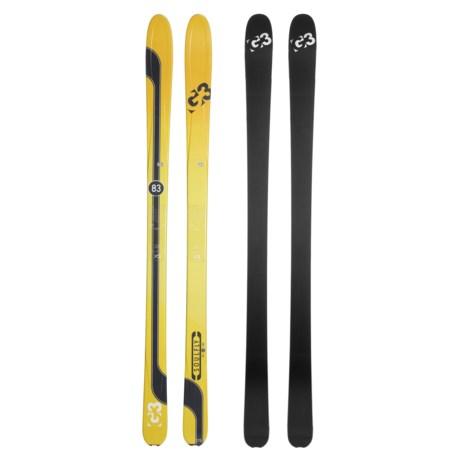 G3 Soulfly Telemark/AT Skis