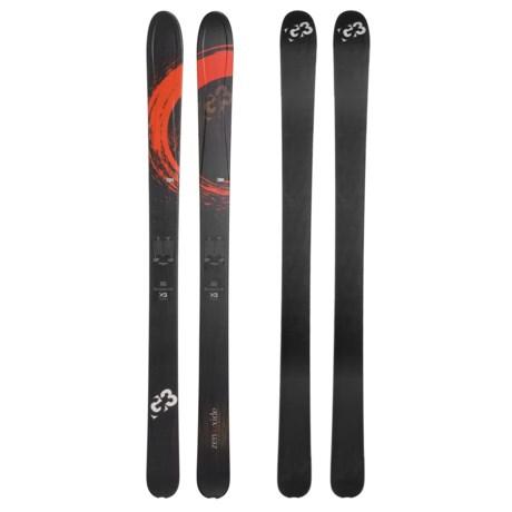 G3 Zen Oxide Telemark/AT Skis