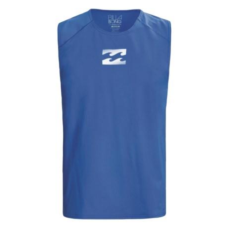 Billabong Amphibious Surf Vest Rash Guard Shirt - Sleeveless (For Men)