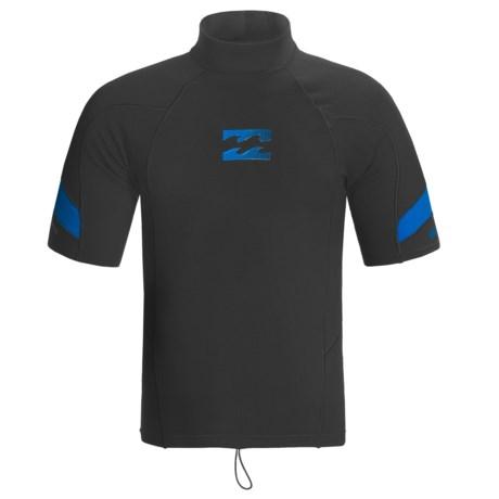 Billabong Generation Neoprene Jacket - Short Sleeve (For Men)
