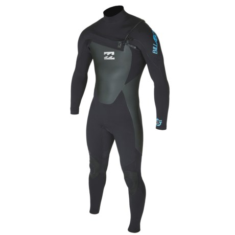 Billabong 403 B9 Chest Zip Wetsuit - 4mm (For Men)