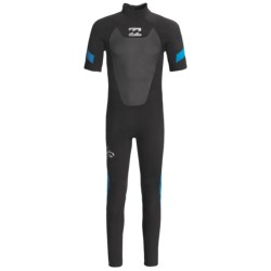 Billabong 202 Foil Wetsuit - 2mm, Short Sleeve (For Men)
