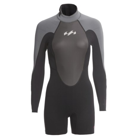 Billabong 201 Synergy Spring Wetsuit - 2mm, Long Sleeve (For Women)