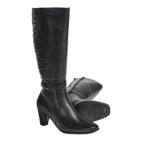 Blondo Carry Knee-High Boots - Leather (For Women)