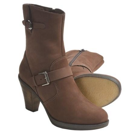 La Canadienne Kristen Boots - Nubuck (For Women)