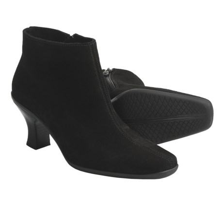 La Canadienne Dixon Ankle Boots - Suede (For Women)