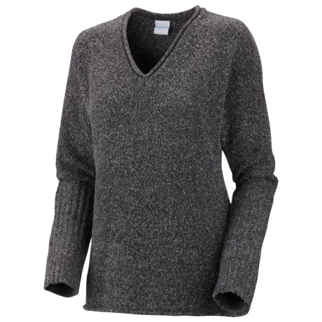 Columbia Sportswear Nubby Nouveau Sweater - V-Neck (For Plus Size Women)