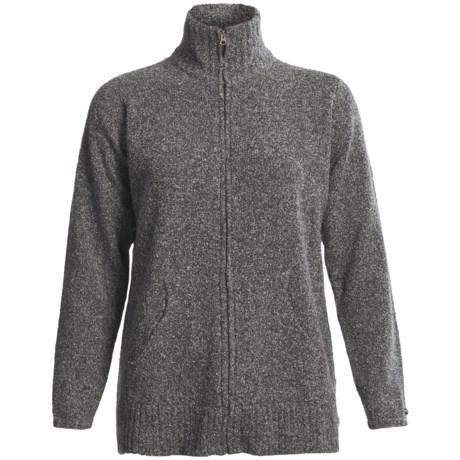 Columbia Sportswear Nubby Nouveau II Sweater - Full Zip (For Plus Size Women)