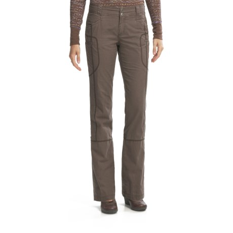 Columbia Sportswear Sandy Mile Lined Pants - Roll-Up Cuffs (For Women)