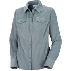 Columbia Sportswear Vapor Trail Shirt - Long Sleeve (For Women)