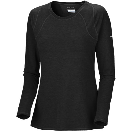 Columbia Sportswear Layer First Top - UPF 15, Long Sleeve (For Women)