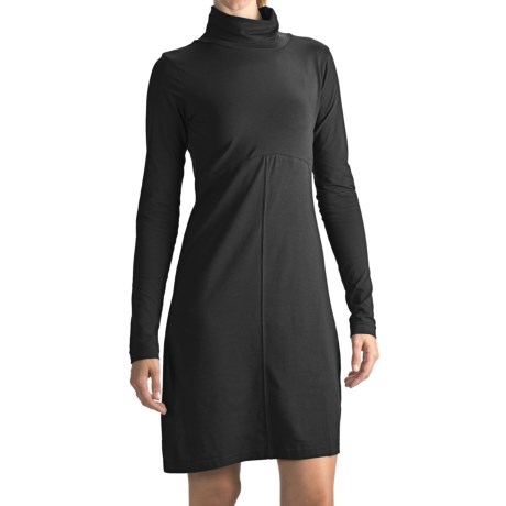 Columbia Sportswear Greenway T Dress - Stretch Cotton, Long Sleeve (For Women)