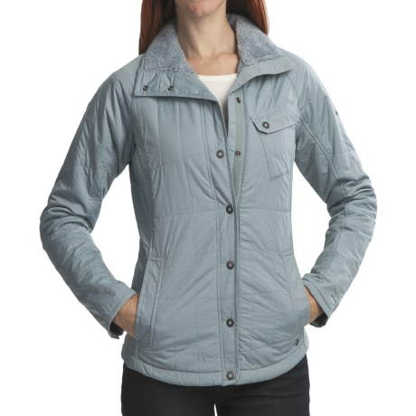 Columbia Sportswear Cozie Cutie Shirt Jacket (For Women)