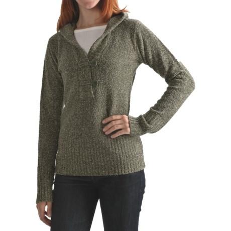 Columbia Sportswear Nubby Nouveau Hoodie (For Women)