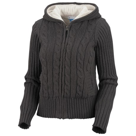 Columbia Sportswear Snow Honey Hoodie Sweater (For Women)