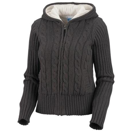 Columbia Sportswear Snow Honey Hoodie Sweater (For Women)