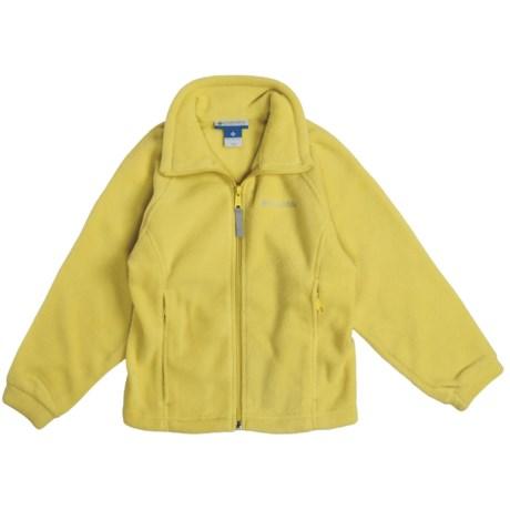 Columbia Sportswear June Lake Zip Sweater - Fleece (For Girls)