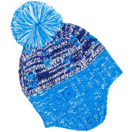 Columbia Sportswear Snowhaven Beanie Hat - Ear Flaps (For Kids)