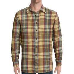 J.L. Powell The Chapelco Shirt - Flannel, Long Sleeve (For Men)