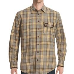 J.L. Powell The Flathead Shirt - Cotton-Wool, Long Sleeve (For Men)