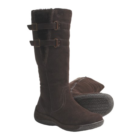 Henri Pierre by Bastien Kelly Winter Boots - Suede (For Women)
