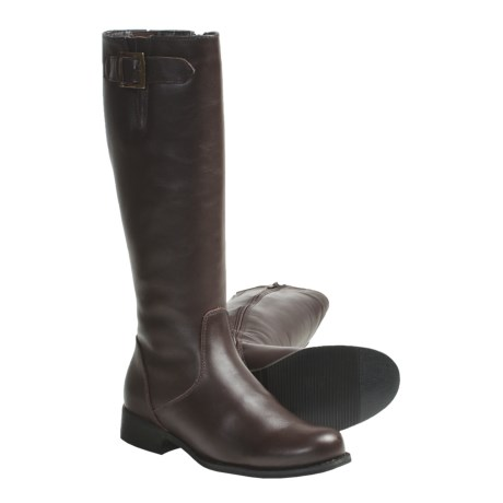 "Henri Pierre by Bastien Cindy 14"" Boots - Leather (For Women)"