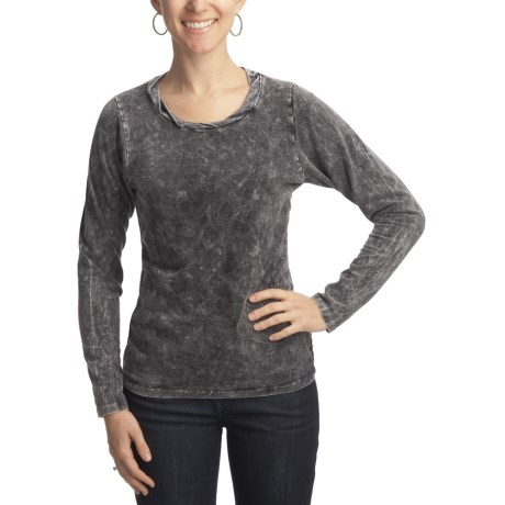 Ojai Thermal Shirt - Long Sleeve (For Women)