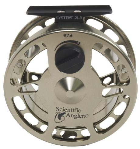 Scientific Anglers System 2 Large Arbor Fly Fishing Reel - 6/7/8wt
