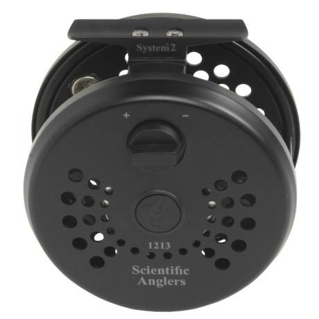 Scientific Anglers System 2 Fly Fishing Reel - Model 1213, 12-13wt