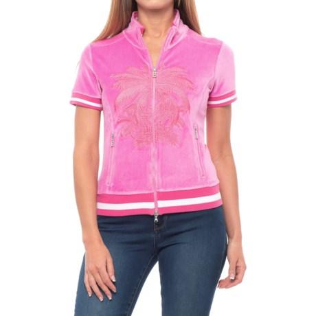 Bogner Binie Sweatshirt - Short Sleeve (For Women)