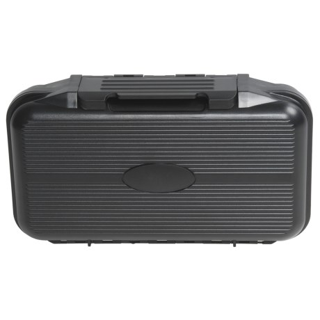 Wetfly Removable Leaf Fly Box -Waterproof, Large