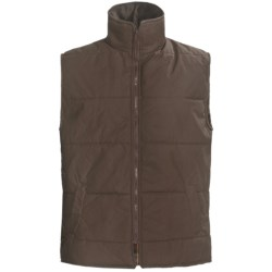Peregrine by J.G. Glover Dry Waxed Cotton Vest (For Men)