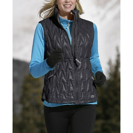 Skea Bobbi Down Vest - 800 Fill Power (For Women)